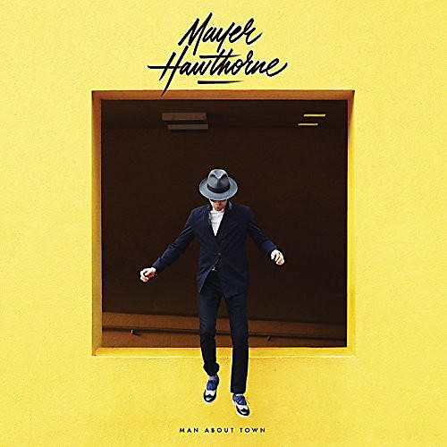 Alliance Mayer Hawthorne - Man About Town thumbnail