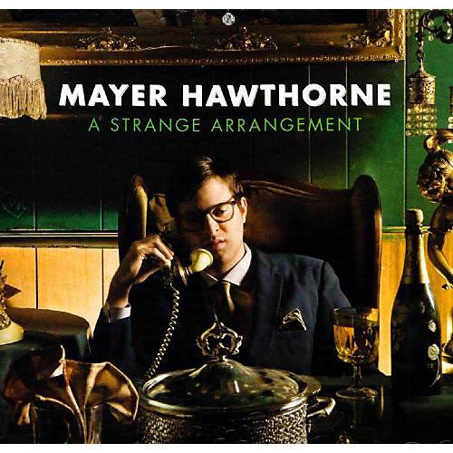 Alliance Mayer Hawthorne - Strange Arrangement thumbnail