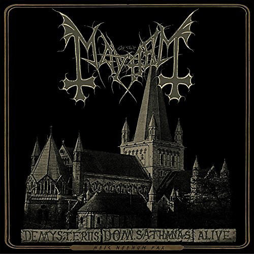 Alliance Mayhem - De Mysteriis Dom Sathanas Alive thumbnail