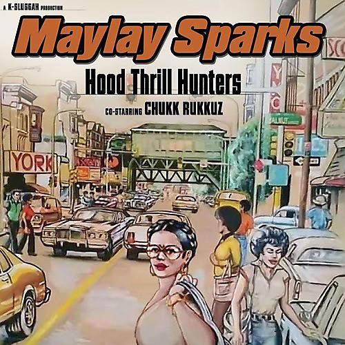 Alliance Maylay Sparks - Hood Thrill Hunters thumbnail