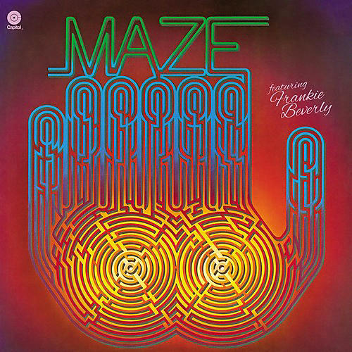 Alliance Maze Featuring Frankie Beverly thumbnail