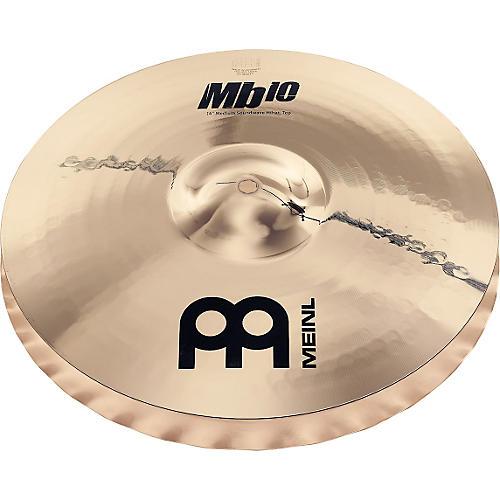 Meinl Mb10 Medium Soundwave Hi-Hat Cymbals-thumbnail