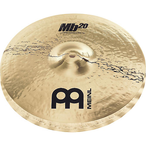 Meinl Mb20 Heavy Soundwave Hi-Hat Cymbals-thumbnail