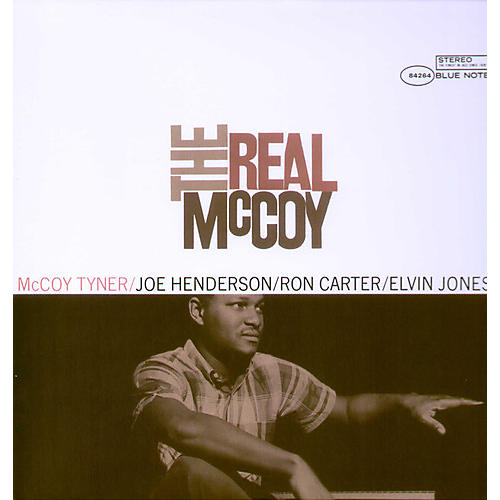 Alliance McCoy Tyner - Real McCoy thumbnail