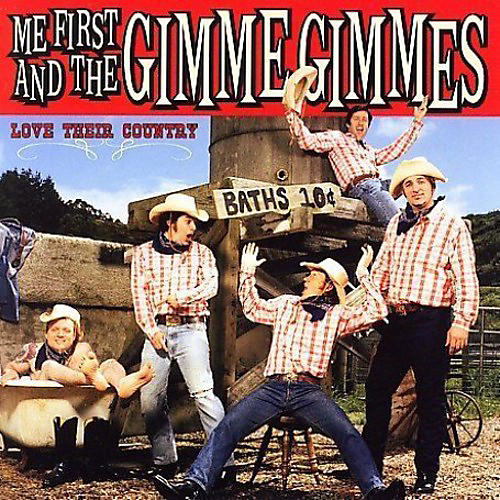 Alliance Me First and the Gimme Gimmes - Love Their Country thumbnail