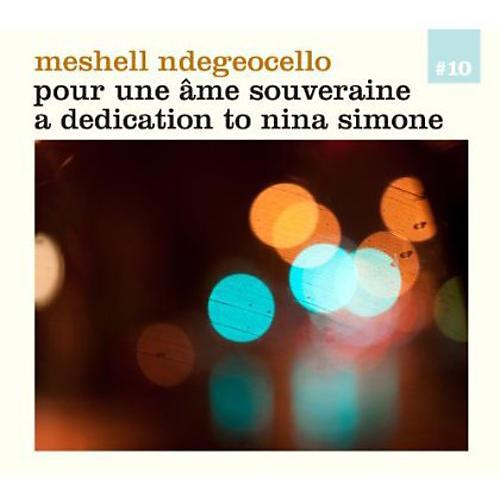 Alliance Me'Shell Ndeg ocello - For a Sovereign Soul thumbnail