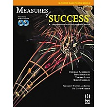 FJH Music Measures of Success® B-flat Tenor Saxophone Book 2