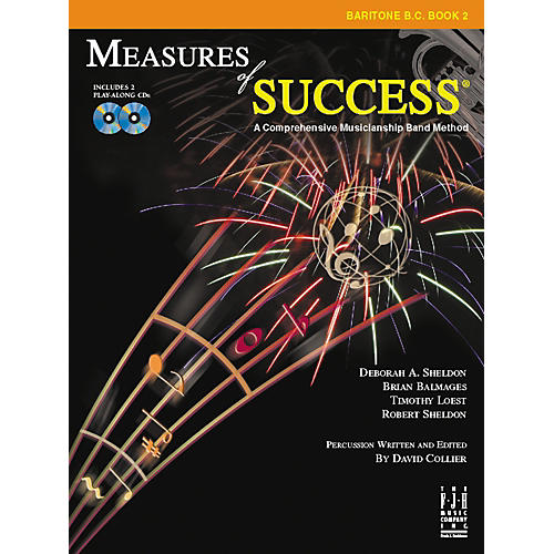 FJH Music Measures of Success Baritone B.C. Book 2 thumbnail