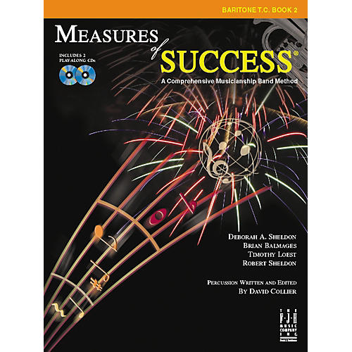FJH Music Measures of Success Baritone T.C. Book 2 thumbnail
