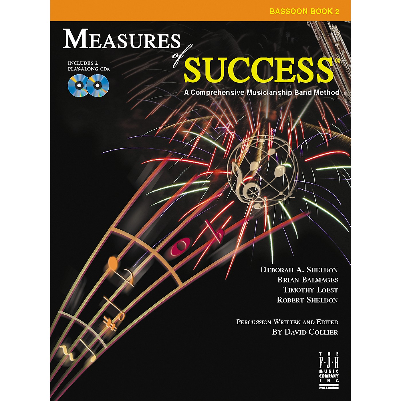 FJH Music Measures of Success Bassoon Book 2 thumbnail