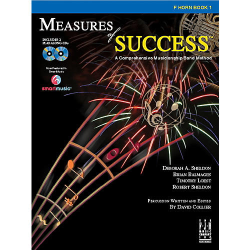 FJH Music Measures of Success F Horn Book 1 thumbnail