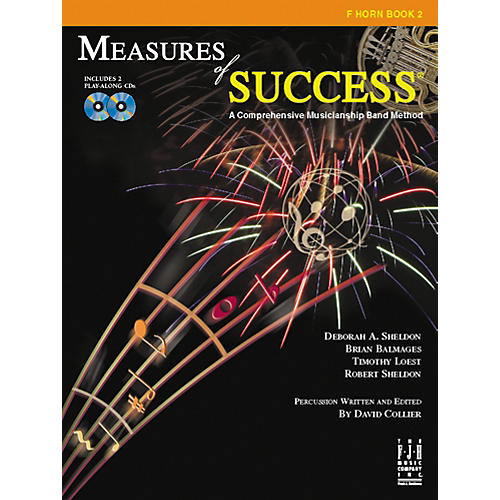 FJH Music Measures of Success F Horn Book 2 thumbnail