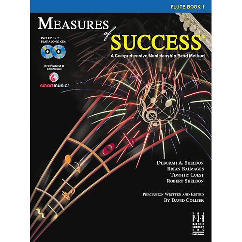 FJH Music Measures of Success Flute Book 1 thumbnail