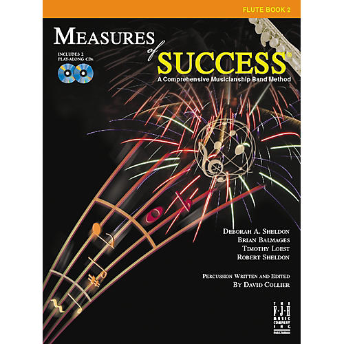 FJH Music Measures of Success Flute Book 2 thumbnail