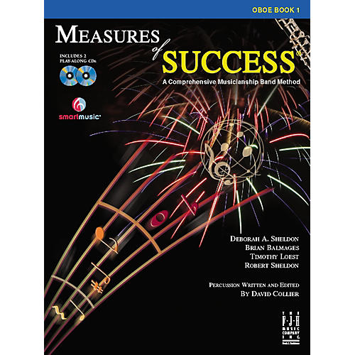 FJH Music Measures of Success Oboe Book 1 thumbnail