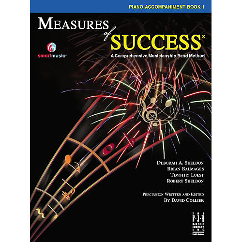 FJH Music Measures of Success® Piano Accompaniment Book 1 thumbnail
