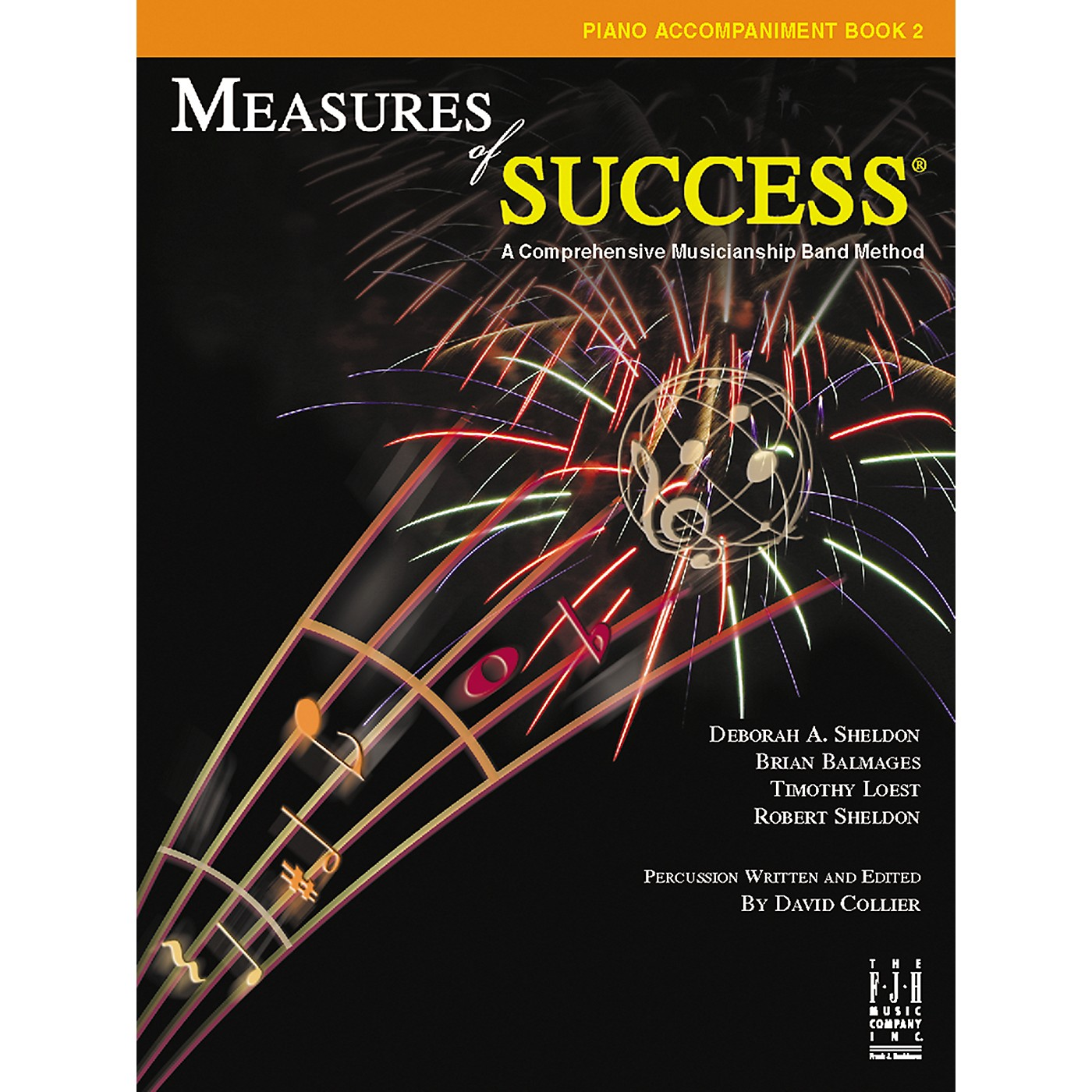 FJH Music Measures of Success Piano Accompaniment Book 2 thumbnail