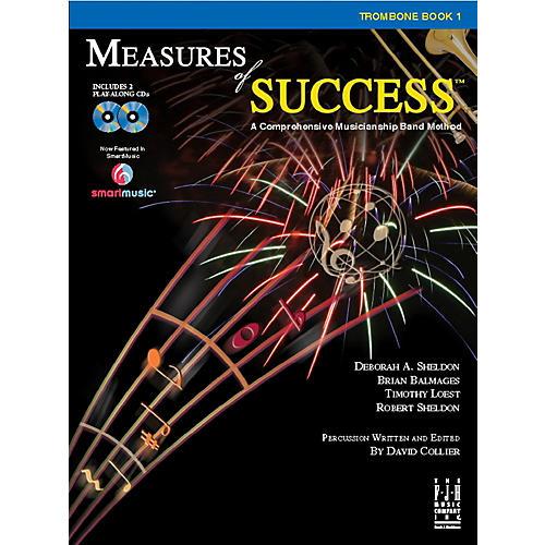 FJH Music Measures of Success Trombone Book 1 thumbnail