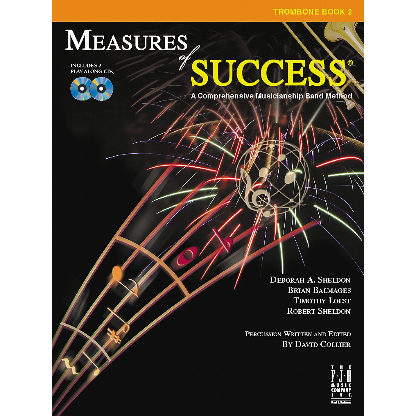 FJH Music Measures of Success Trombone Book 2 thumbnail