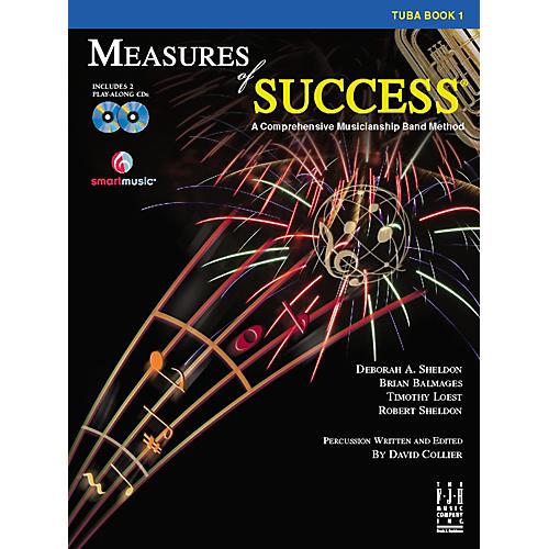 FJH Music Measures of Success Tuba Book 1 thumbnail