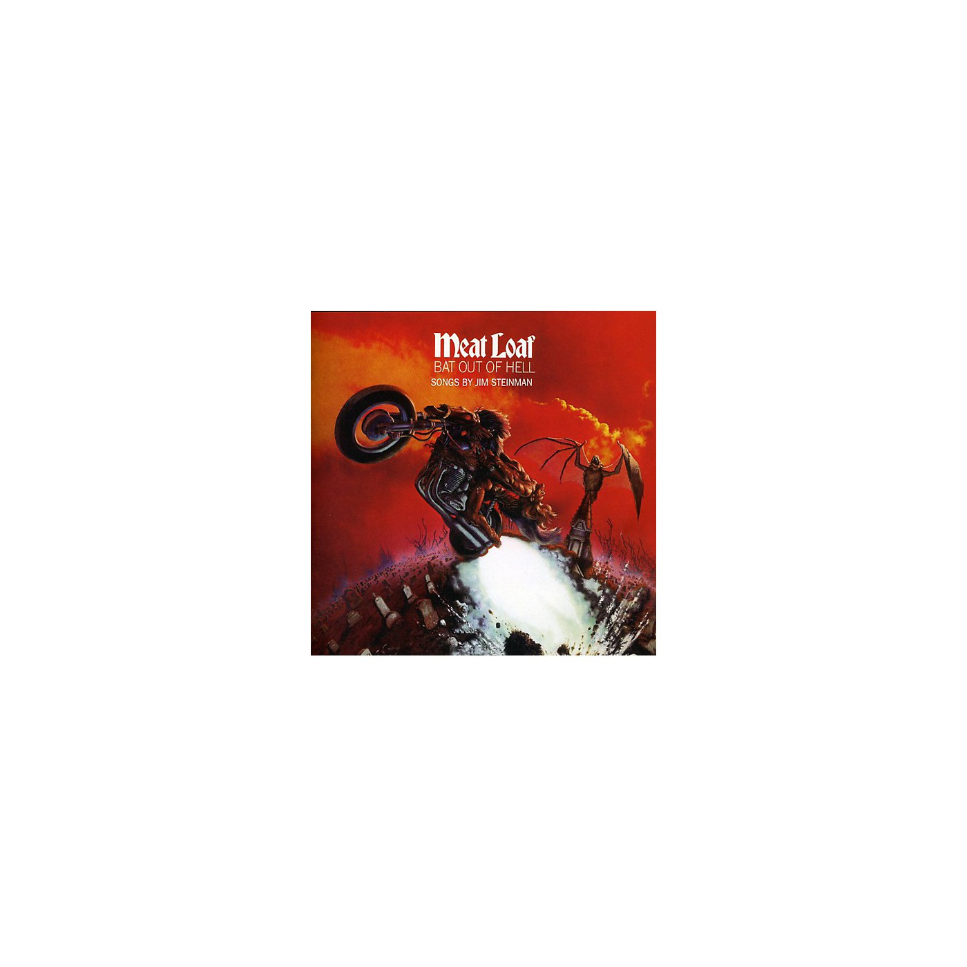 Alliance Meat Loaf - Bat Out of Hell (CD) thumbnail