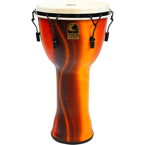 Toca Mechanically Tuned Djembe with Extended Rim thumbnail