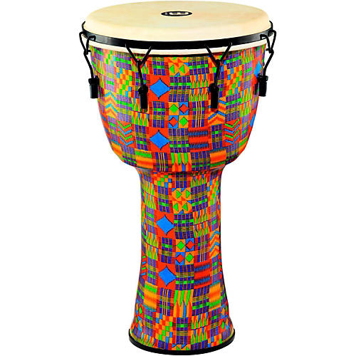 Meinl Mechanically Tuned Djembe with Synthetic Shell and Goat Skin Head thumbnail