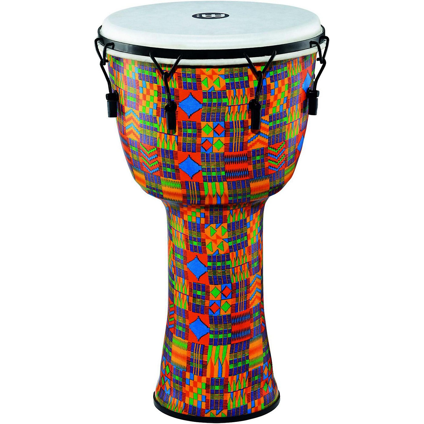 MEINL Mechanically Tuned Djembe with Synthetic Shell and Head thumbnail