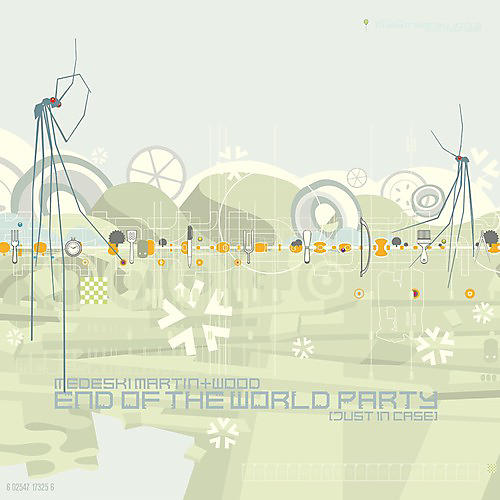 Alliance Medeski Martin & Wood - End of the World Party (Just in Case) thumbnail