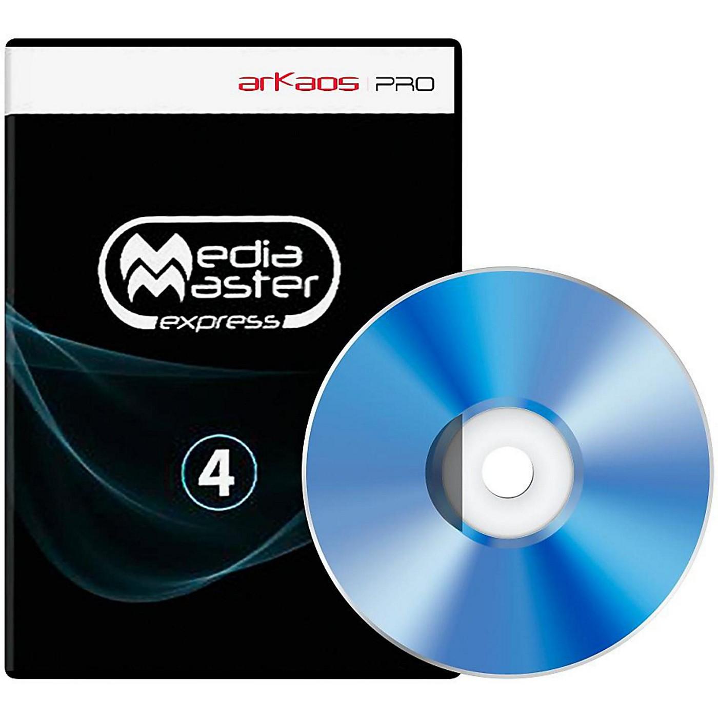 Elation Media Master Express PC Video Control Software thumbnail