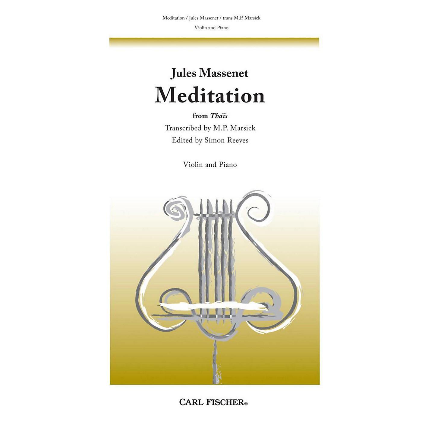Carl Fischer Meditation thumbnail