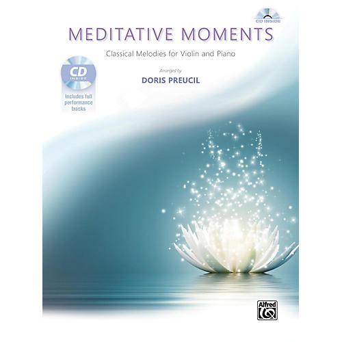 Suzuki Meditative Moments Book & CD Intermediate thumbnail