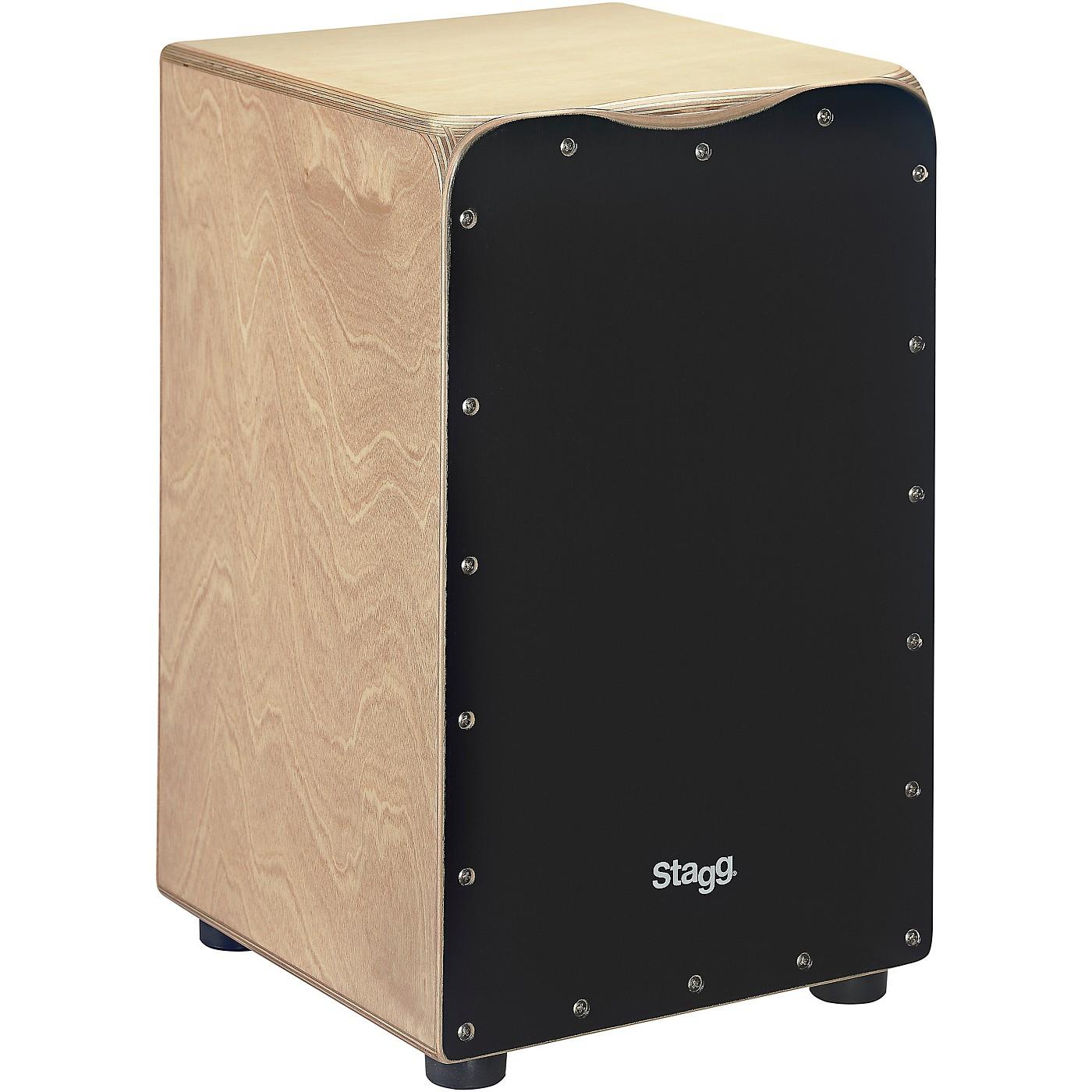 Stagg Medium Birch Cajon with Bag thumbnail