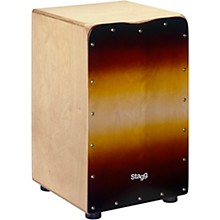 Stagg Medium Birch Cajon with Bag