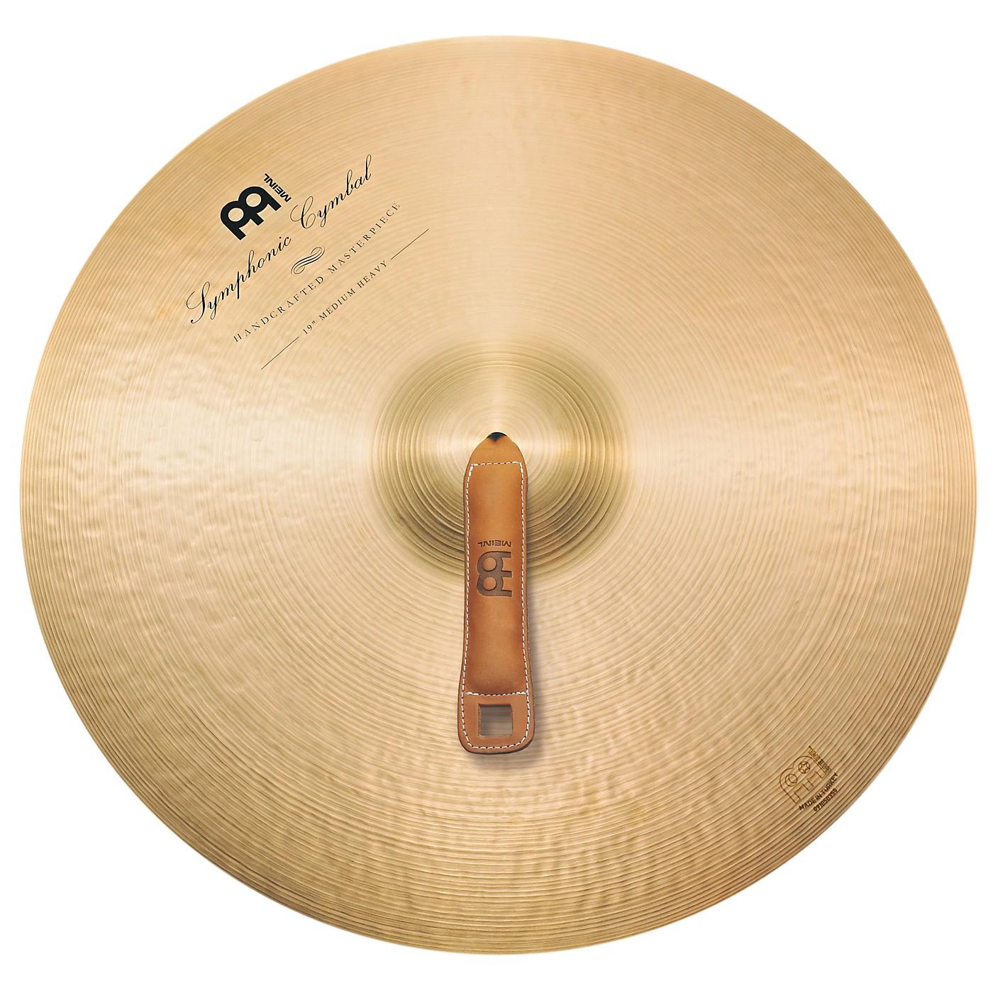 Meinl Medium Heavy Symphonic Cymbal thumbnail