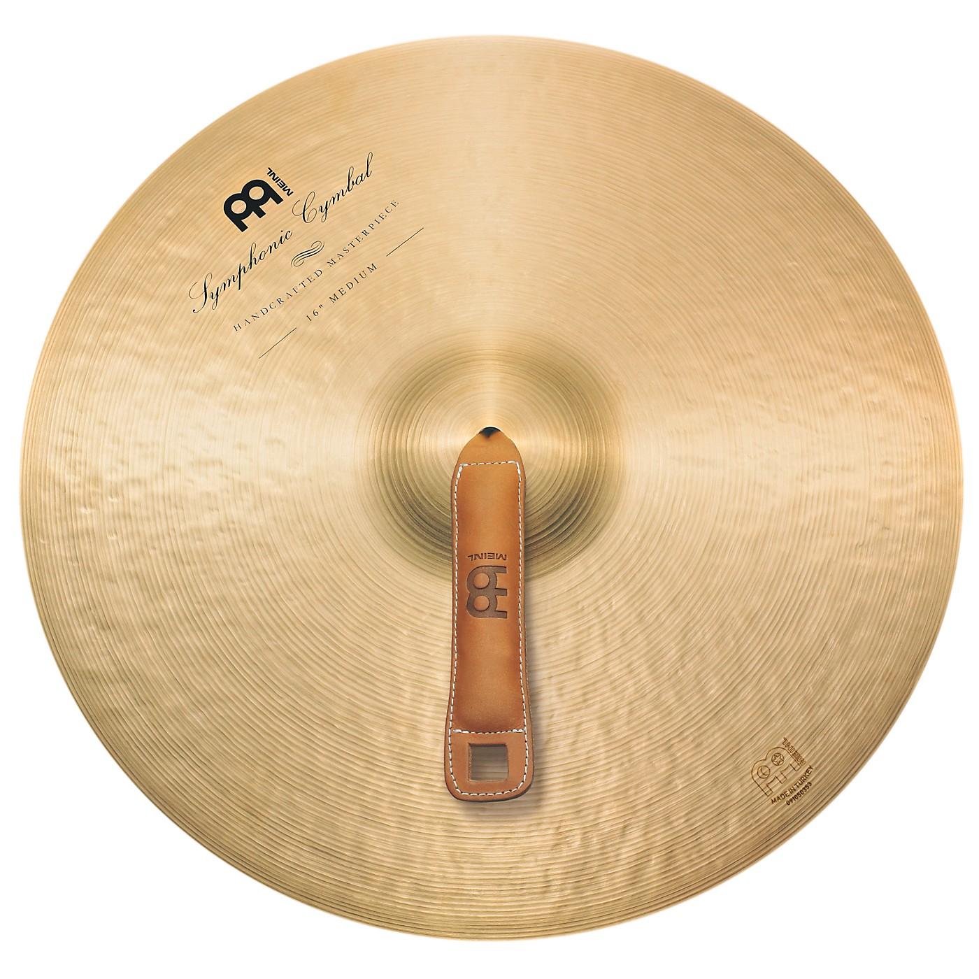 Meinl Medium Symphonic Cymbal thumbnail