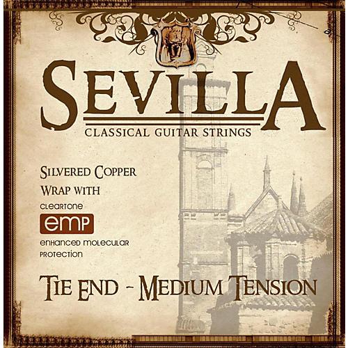 Sevilla Classical Guitar Strings Medium Tension Classical Tie-On Guitar Strings thumbnail