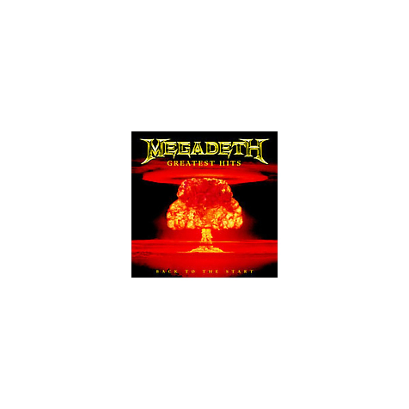 Alliance Megadeth - Greatest Hits (CD) thumbnail