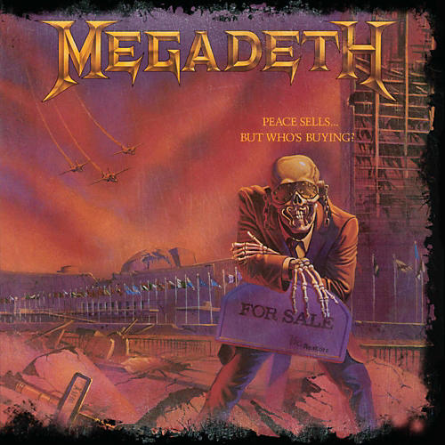Universal Music Group Megadeth - Peace Sells...But Who's Buying? thumbnail