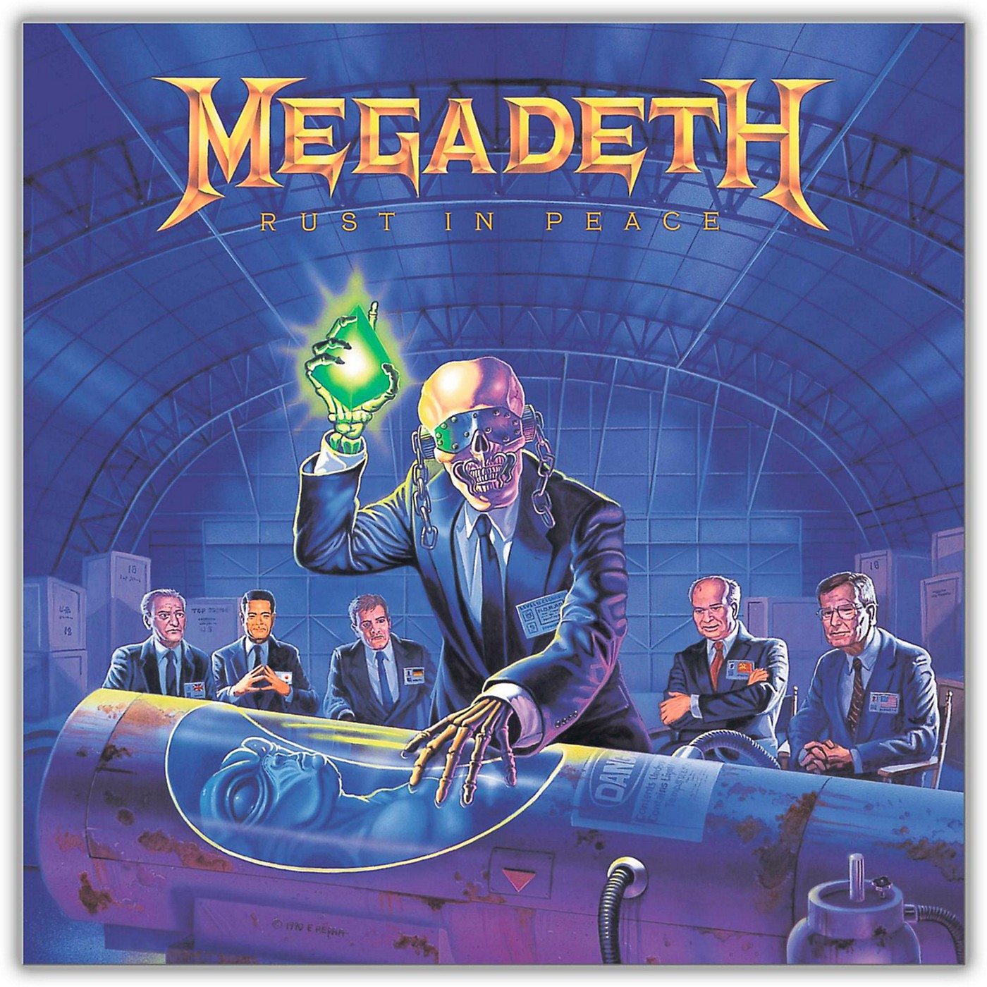 Universal Music Group Megadeth - Rust In Peace Vinyl LP thumbnail