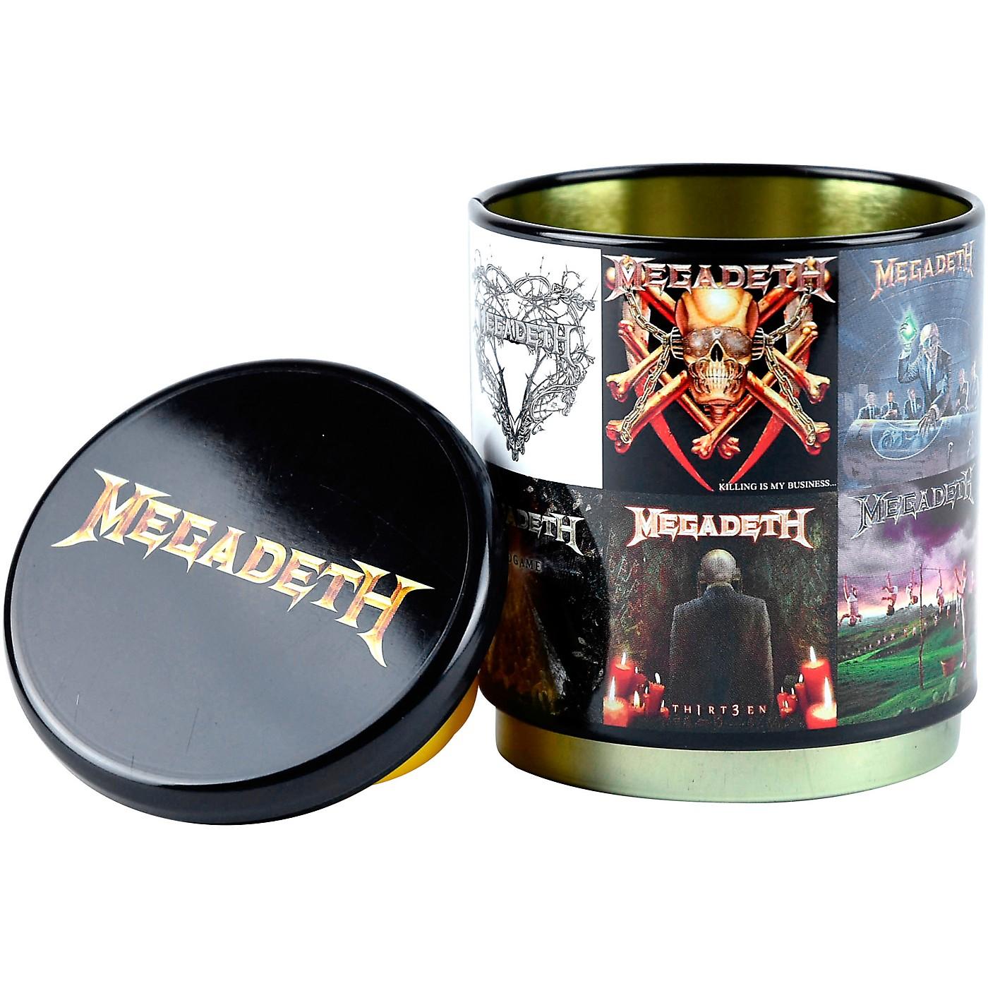 Iconic Concepts Megadeth: Albums - Stackable Stash Tin thumbnail