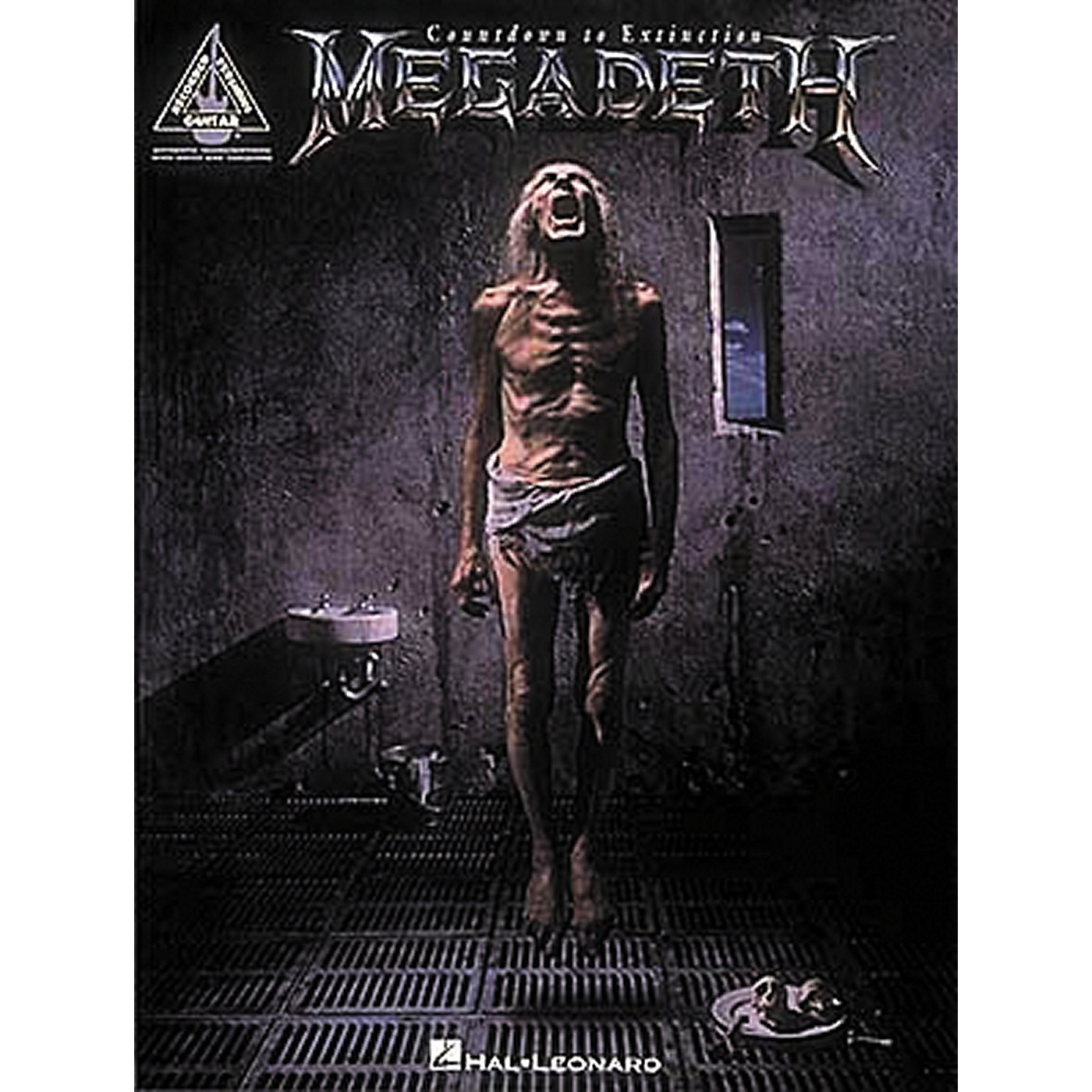 Hal Leonard Megadeth Countdown to Extinction Guitar Tab Songbook thumbnail