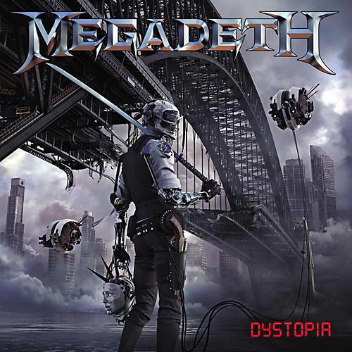 Universal Music Group Megadeth, Dystopia (LP) thumbnail