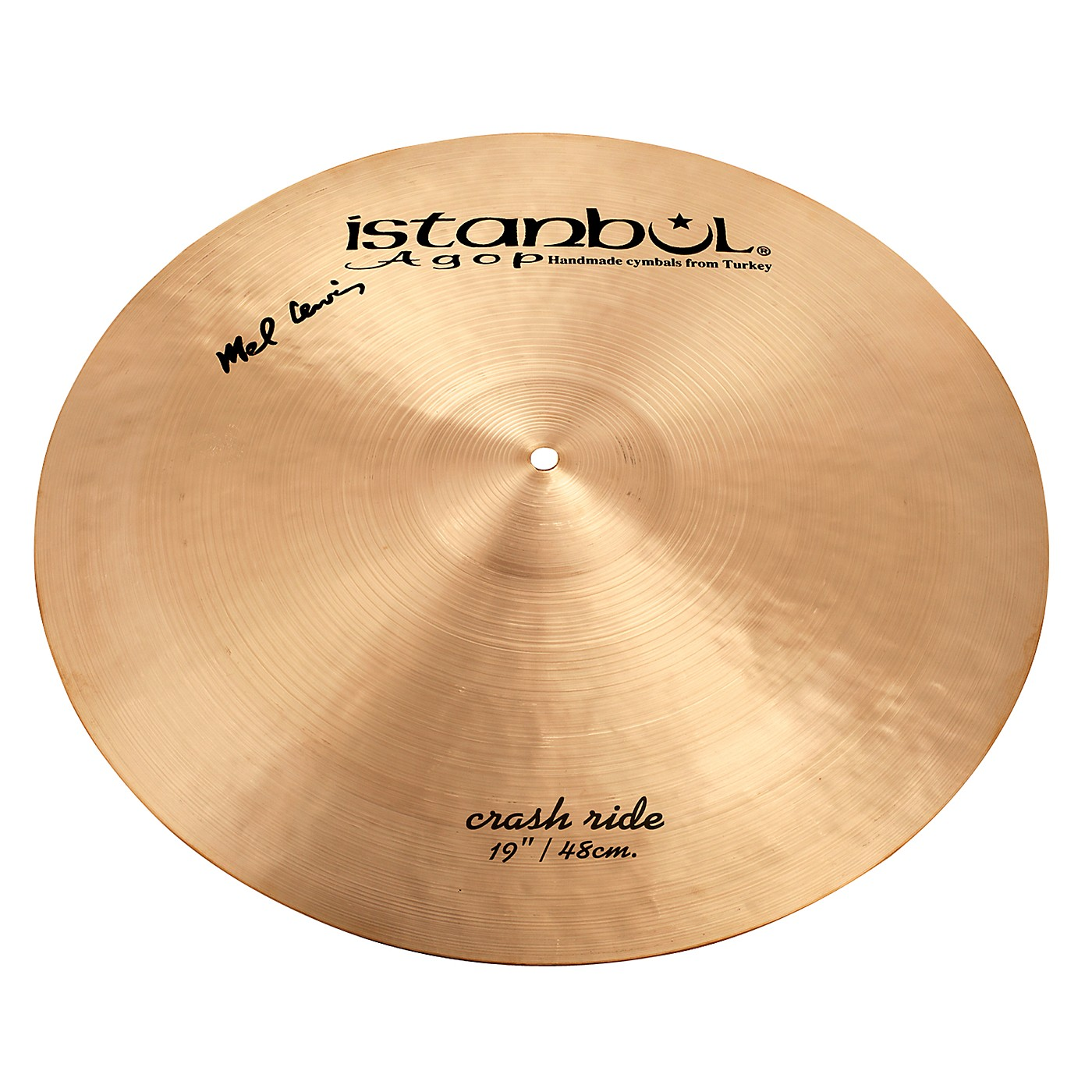 Istanbul Agop Mel Lewis Ride Cymbal thumbnail