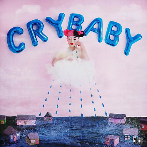 WEA Melanie Martinez - Cry Baby (Explicit)(Vinyl W/Digital Download) thumbnail
