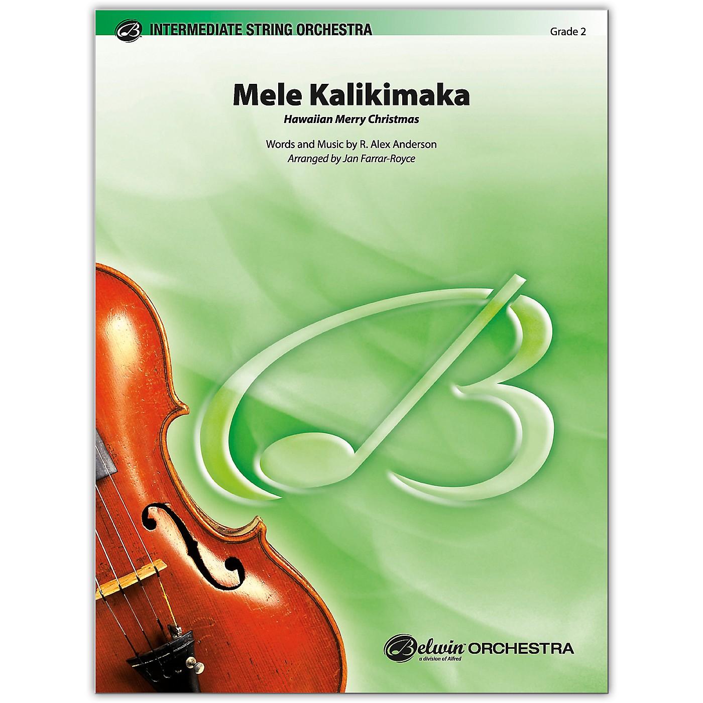 BELWIN Mele Kalikimaka 2 thumbnail