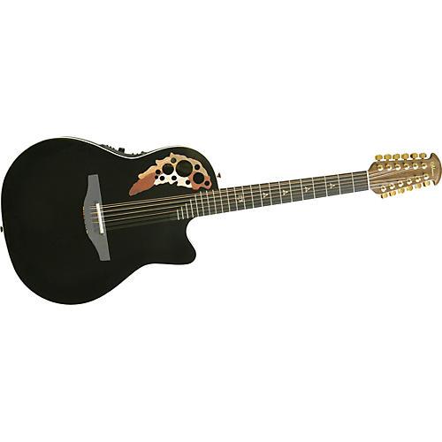 Adamas Melissa Etheridge 12-String Acoustic Electric Guitar thumbnail
