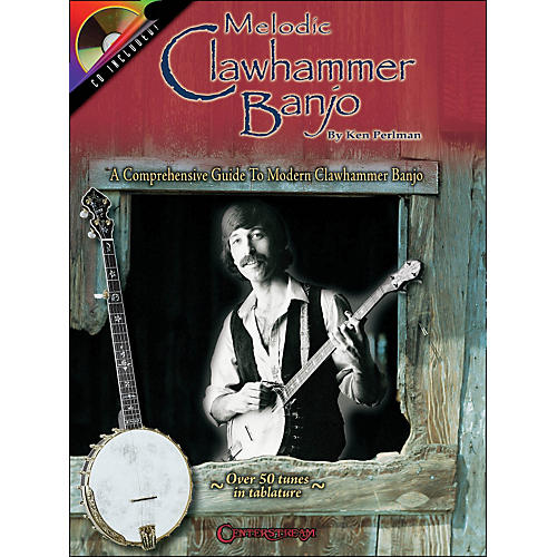 Centerstream Publishing Melodic Clawhammer Banjo Book/CD thumbnail