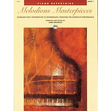 Alfred Melodious Masterpieces Book 1