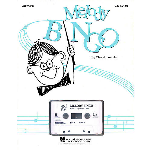 Hal Leonard Melody Bingo (Replacement Cassette) Composed by Cheryl Lavender thumbnail
